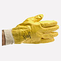 Γάντια νιτριλίου με πλήρη επικάλυψη