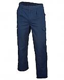 Παντελόνι βαμβακερό με διπλές ραφές